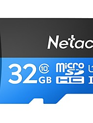 abordables -Netac 32Go TF carte Micro SD Card carte mémoire Class10 32