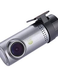 Недорогие -WF-04 720p / 1080p Мини Автомобильный видеорегистратор 140° Широкий угол Нет Капюшон с WIFI Нет Автомобильный рекордер