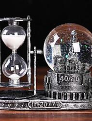 baratos -1pç vidro / Resina Estilo simples para Decoração do lar, Home Decorações Presentes