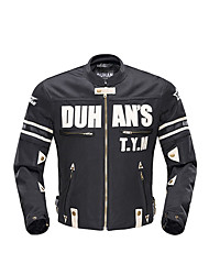 cheap -DUHAN 103 Motorcycle Clothes JacketforMen's 500D Nylon / Breathable Mesh All Seasons Water Resistant / Water Proof / Wear-Resistant / Shockproof
