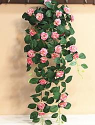 Недорогие -Искусственные Цветы 1 Филиал Классический Модерн / Простой стиль Вечные цветы Цветы на стену
