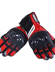 Недорогие -Madbike Полный палец Универсальные Мотоцикл перчатки Смешанные материалы Водонепроницаемость / Износостойкий / Защитный