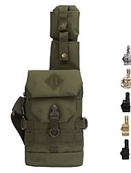 Недорогие -6 L Слинг Военный Тактический Рюкзак Износостойкость На открытом воздухе Пешеходный туризм Походы Армия Оксфорд Военно-зеленный Камуфляжный Хаки