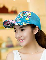 cheap -Unisex Basic / Holiday Baseball Cap - Floral