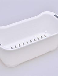 Недорогие -косметический / Составить организатор пластик Хранение и организация Многофункциональный Квадратный 1шт