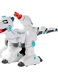 cheap -RC Robot Kids' Electronics Infrared ABS+PC Electronic / Electric / Cute and Cuddly / Safety NO
