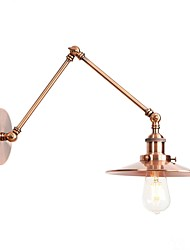 cheap -Mini Style / Creative Retro / Vintage / Country Swing Arm Lights Study Room / Office / Shops / Cafes Metal Wall Light 110-120V / 220-240V 4 W