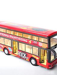 Недорогие -Игрушечные машинки Автобус Автомобиль / Автобус Вид на город / Cool / утонченный Металл Все Для подростков Подарок 1 pcs