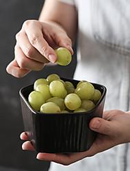cheap -1 pc Porcelain / Ceramic New Design / Cute / Creative Serving & Salad Bowl / Dining Bowl / Bowls & Water Bottles, Dinnerware