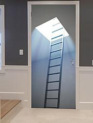 Недорогие -Декоративные наклейки на стены - 3D наклейки Фото В помещении