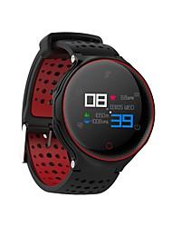 Недорогие -Indear X2PLUS Умный браслет Android iOS Bluetooth Спорт Водонепроницаемый Измерение кровяного давления Израсходовано калорий / Педометр / Напоминание о звонке / Датчик для отслеживания активности