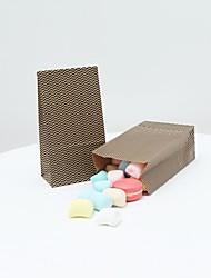 Недорогие -Кубический Чистая бумага Фавор держатель с Узоры / принт Подарочные коробки
