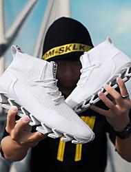 cheap -Men's Sneakers TPU (Thermoplastic Polyurethane) Walking / Running / Jogging Anti-Shake / Damping, Ultra Light (UL), Breathability Mesh White / Black / Red