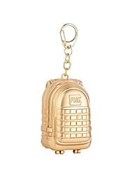 cheap -Locket Keychain Gold / Silver / Gray Alloy Clip-On, Cartoon For Daily / Street