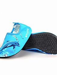 billiga -Vattenskor Polyester för Barn - Anti-halk Simmning / Surfing / Snorkelfenor / Vattensport