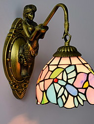 cheap -Antique / Vintage Wall Lamps & Sconces Living Room Metal Wall Light 220-240V 40 W