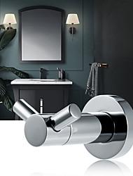 Недорогие -Крючок для халата Cool Современный / Modern Нержавеющая сталь 1шт - Ванная комната На стену