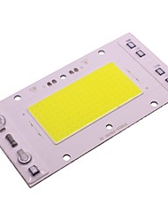 abordables -1pc COB Luminoso Chip LED Aluminio para DIY Proyector de luz de inundación LED 30 W