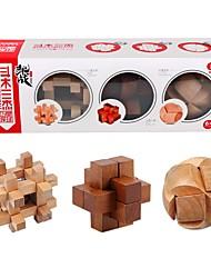 Недорогие -Для школы Взаимодействие родителей и детей Азия Классика Старинный Классический и неустаревающий 3 pcs Куски Мальчики Девочки Взрослые Игрушки Подарок