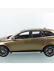 baratos -Carro com CR Rastar 31600-2 4CH 2.4G Carro 1:14 8 km/h KM / H Controle Remoto / Luminoso