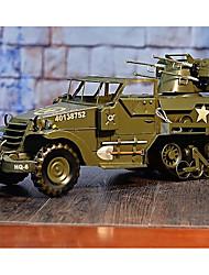 Недорогие -Игрушечные машинки Военная техника Грузовик моделирование / утонченный Железо Все Дети / Взрослые Подарок 1 pcs