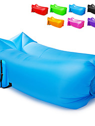 cheap -21Grams Inflatable Sofa Sleep lounger / Air Sofa / Air Bed Outdoor Waterproof / Portable / Fast Inflatable Nylon Camping / Hiking / Beach / Camping Spring / Summer / Fall