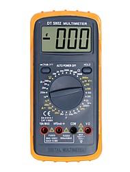 Недорогие -Портативный цифровой мультиметр dt5802 lcd для дома и автомобиля