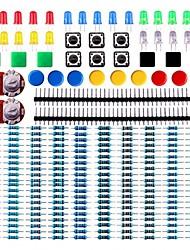 Недорогие -электронный компонентный блок с резисторами