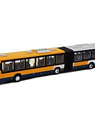 Недорогие -Игрушечные машинки Автобус Транспорт Новый дизайн Металлический сплав Все Детские / Для подростков Подарок 1 pcs