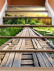 economico -Adesivi per pavimenti - Adesivi aereo da parete Paesaggi Al Coperto