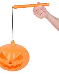 Недорогие -led halloween подарок фонаря тыквы для детей детей портативный светильник атмосферы 2018 новый дизайн (1 шт)