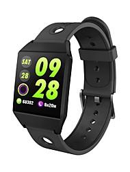 economico -Intelligente Bracciale W1 per iOS / Android Impermeabile / Schermo touch / Informazioni / Controllo fotocamera Pedometro / Avviso di chiamata / Promemoria sedentario