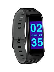 billige -Smart Armbånd YY-B02 for Android 4.4 og iOS 8.0 eller nyere Pulsmåler / Vandtæt / Blodtryksmåling / Brændte kalorier / Lang Standby Stopur / Skridtæller / Samtalepåmindelse / Aktivitetstracker