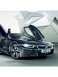 baratos -Carro com CR Rastar 71060 4CH 2.4G Carro 1:14 8.2 km/h KM / H USB / Controle Remoto / Luminoso