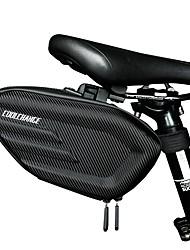 cheap -CoolChange 1.5 L Bike Saddle Bag Rain-Proof, Cycling, Waterproof Zipper Bike Bag 600D Ripstop Bicycle Bag Cycle Bag Cycling Bike