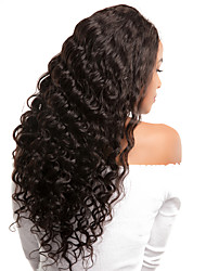 cheap -3 Bundles Malaysian Hair Loose Wave Human Hair One Pack Solution / Weave 10-28 inch Human Hair Weaves Women / Natural / Best Quality Natural Human Hair Extensions All