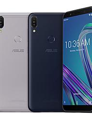 """Недорогие -ASUS ZenFone Max Pro (M1) 6 дюймовый """" 4G смартфоны (3GB + 32Гб 5 mp / 13 mp Snapdragon 636 5000 mAh mAh) /  двойной фотоаппарат"""