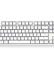 cheap -Xiaomi MK01 Cable Keyboards 87 pcs Mechanical Keyboard USB Port powered