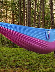 baratos -DesertFox® Rede de Acampamento Ao ar livre Vestível, Viagem Material de Grande Resistência para Equitação / Campismo - 2 Pessoas Azul