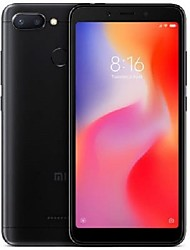 "abordables -Xiaomi Redmi 6 Global Version 5.45 pouce "" Smartphone 4G (4GB + 64GB 12 mp MTK Helio P22 3000 mAh mAh)"