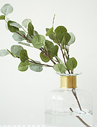 preiswerte -Künstliche Blumen 1 Ast Klassisch Modern / Zeitgenössisch / Simple Style Pflanzen Tisch-Blumen