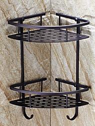 Недорогие -Полка для ванной Новый дизайн / Cool Современный Латунь 1шт Двуспальный комплект (Ш 200 x Д 200 см) На стену