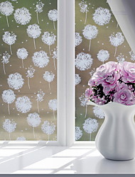 Недорогие -Оконная пленка и наклейки Украшение Современный Простой ПВХ Стикер на окна / Стикер на двери