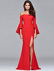 Недорогие -Жен. Богемный Оболочка Платье Макси