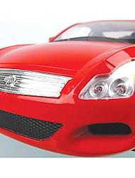 baratos -Carro com CR Rastar 28000 2.4G Carro 1:14 8 km/h KM / H Luzes / Controle Remoto