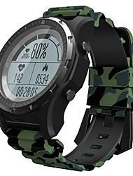 Недорогие -KING-WEAR® S966 Мужчины Смарт Часы Android iOS Bluetooth GPS Спорт Водонепроницаемый Пульсомер Сенсорный экран / Израсходовано калорий / Длительное время ожидания / Хендс-фри звонки / Секундомер