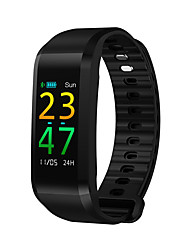 billige -Smart Armbånd M8 for Android Bluetooth Sport Vandtæt Pulsmåler Blodtryksmåling Touch-skærm Skridtæller Samtalepåmindelse Aktivitetstracker Sleeptracker / Brændte kalorier / Lang Standby / iOS