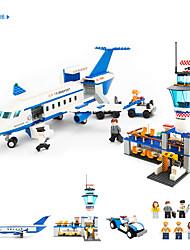 baratos -Blocos de Construir 652 pcs Construções Famosas Engraçado Para Meninos Para Meninas Brinquedos Dom