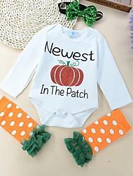 povoljno -Dijete Djevojčice Print Dugih rukava Komplet odjeće