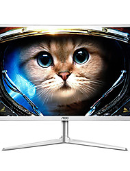 cheap -AOC C2408VW8 23.6 inch Computer Monitor 1800R Curved Monitor HDCP VA Computer Monitor 1920*1080